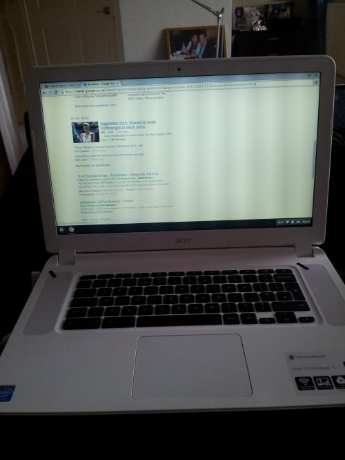 chromebook machine