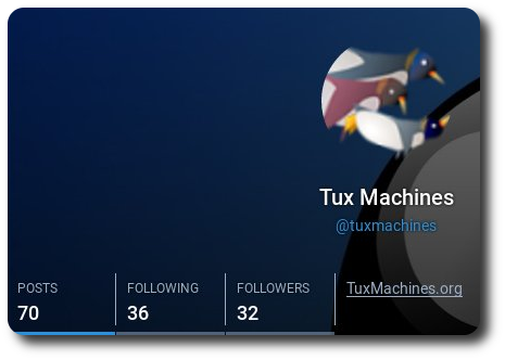 Tux Machines on Mastodon