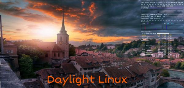 Daylight Linux V4