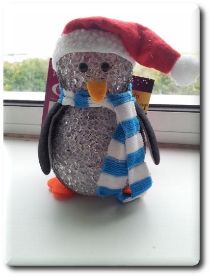 Tux Claus