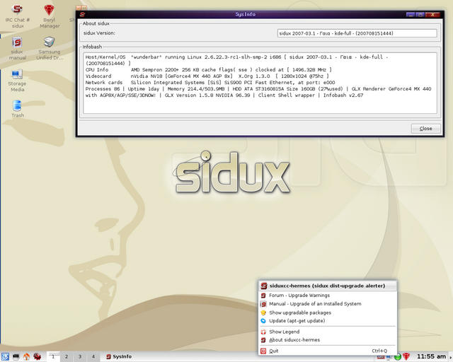 siduxcc-sysinfo-hermes