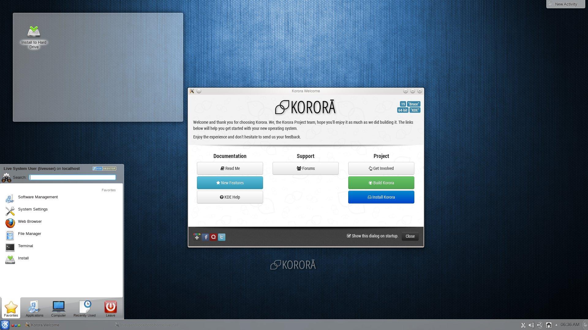 Kororaa full screenshot